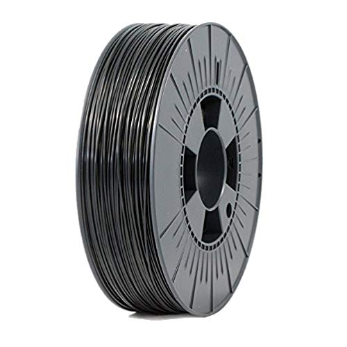 ICE FILAMENTS ICEFIL1PLA003 PLA Filament, 1.75 mm, 0.75 kg, Brave Black de ICE FILAMENTS