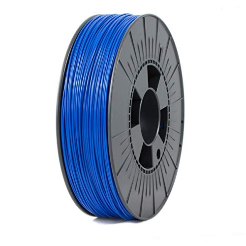 ICE FILAMENTS ICEFIL1PLA105 PLA Filament, 1.75 mm, 0.75 kg, Daring Dark Blue de ICE FILAMENTS