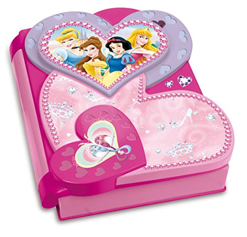 IMC Toys - 210400 - Jeu Electronique - Agenda Secret Électronique - Disney Princesse de IMC Toys