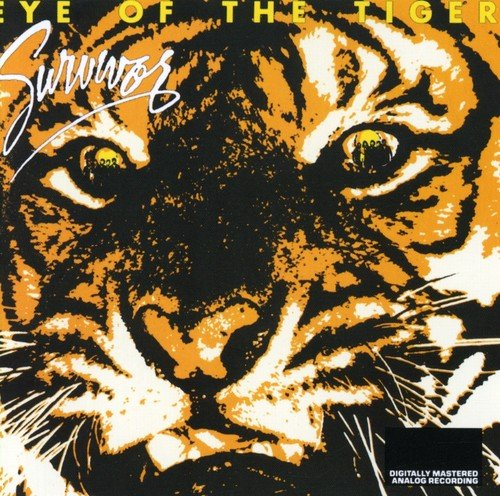 Eye of the Tiger de IMPORT