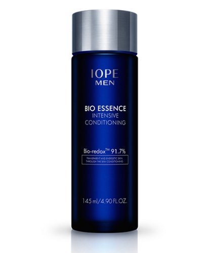 IOPE Korean Cosmetics, Iope Men Bio Essence Intensive Conditioning 145ml (For Men with all types of skin) de IOPE