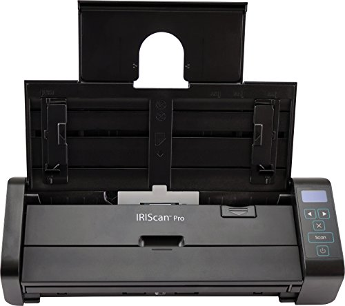 I.R.I.S. Iris Can Pro 5 23ppm Mobile A4 Scanner – adf20pages, 459035 (Mobile A4 Scanner – adf20pages) de IRIS