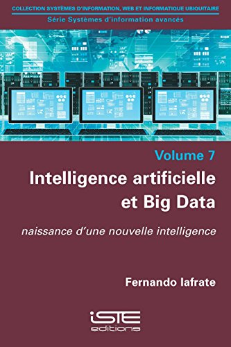 Intelligence artificielle et Big Data de Hermes Science Publishing Ltd