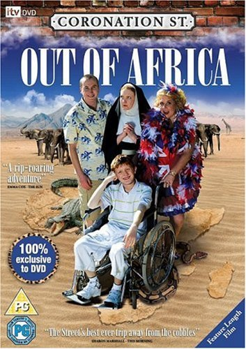 Coronation Street - Out of Africa [Import anglais] de ITV GRANADA VENTURES