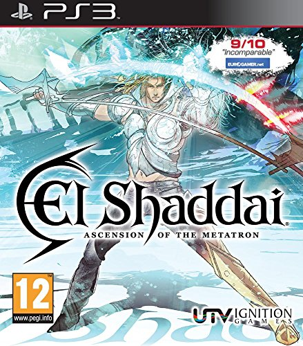 El Shaddai : ascension of the Metatron de Ignition Games