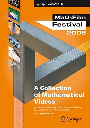 Mathfilm Festival 2008: A Collection of Mathematical Videos de Inconnu