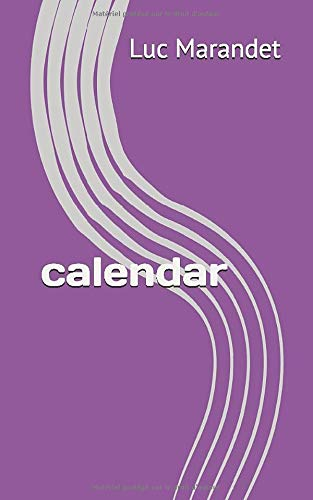 Calendar de Independently published