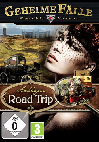 Geheime Fälle : Antique Road Trip [import allemand] de Intenium GmbH
