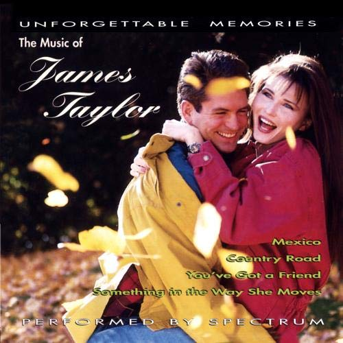Music of James Taylor [Import anglais] de Intersound Records