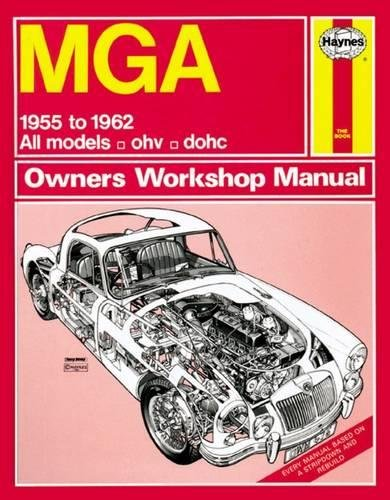 Mga Owner's Workshop Manual de Rth - Haynes