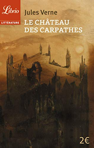 Le chateau des Carpathes de Editions 84
