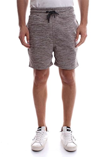 Jack & Jones Jcospeed Sweat Camp, Short Homme, Gris (Light Grey Melange Fit:Comfort), 52 (Taille Fabricant: Large) de Jack & Jones