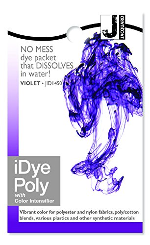 Jacquard iPoly Fabric Dye 14g-Violet de Jacquard Products