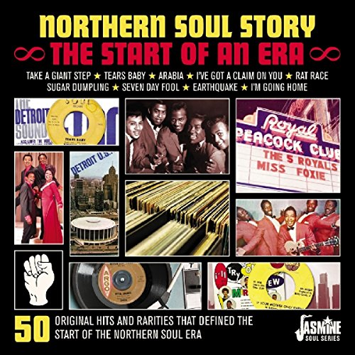 Northern Soul Story: Start Of An Era - 50 Original Hits & RaritiesThat Defined The Start Of The Northern Soul Era / Various [Import allemand] de Various