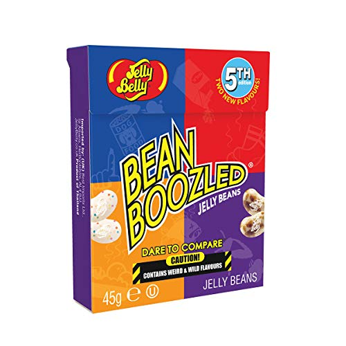 Jelly Belly Bean Boozled 45 g (Pack of 3) de Jelly Belly