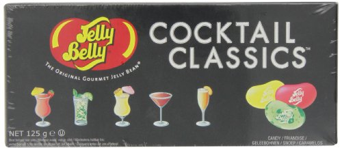 Jelly Belly Beans Cocktail Classics Coffret cadeau, 1er Pack (1 x 125 g) de Jelly Belly