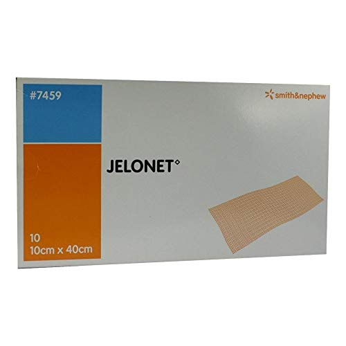 Jelonet Gazevb Tupfer Steril 10x40 10 Stk de Smith & Nephew