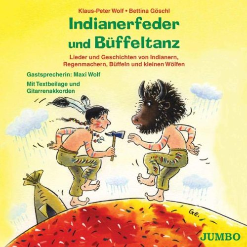 Indianenfeder & Buffeltan [Import allemand] de Jumbo