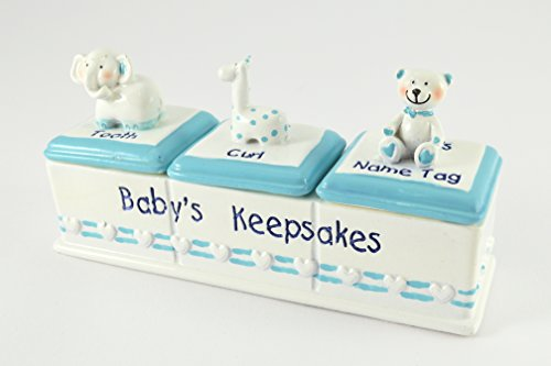 Baby Boy Keepsake Box de Junction 18