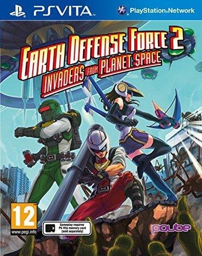 Earth Defense Force 2 : invaders from planet space de Just For Games