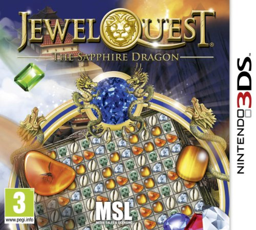 Jewel Quest 6 : le Dragon de Saphir de Just For Games