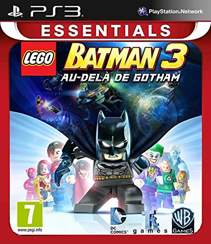 Lego Batman 3: Beyond Gotham Essentials de Just For Games