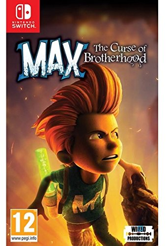 Max: The Curse of Brotherhood de Just For Games