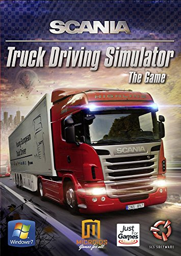 Scania Truck Driving Simulator de Just For Games