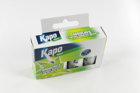 Serpentins attrape-mouches naturel Kapo de KAPO