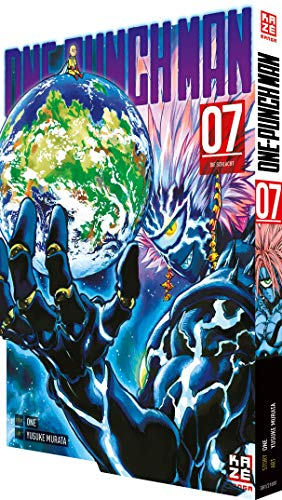 ONE-PUNCH Man 07 de KAZÉ Manga