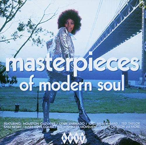 Masterpieces of Modern Soul [Import allemand] de KENT