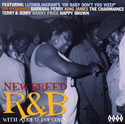 New Breed R&B: With Added Popcorn [Import anglais] de KENT
