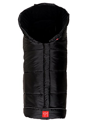 Kaiser Chancelière Iglu Thermo Fleece, Noir de Kaiser
