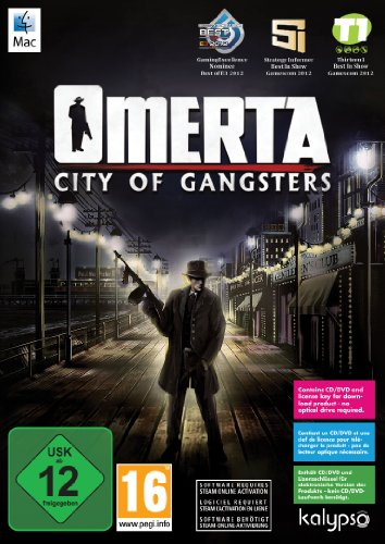 Omerta : city of gangsters [import allemand] de Kalypso Media