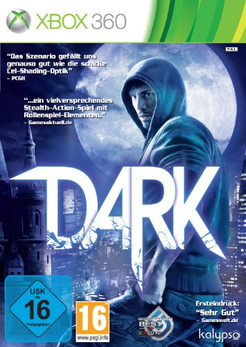 Dark [import allemand] de Kalypso