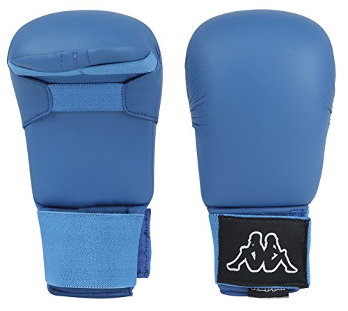 Kappa4Karate Rome, Gants Karate Mixte Adulte L Bleu de Kappa4Karate