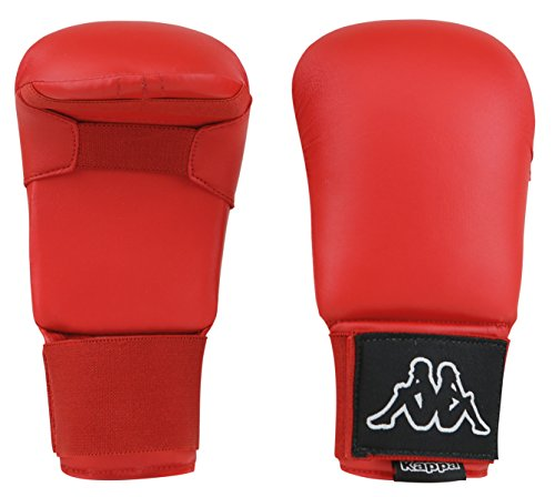 Kappa4Karate Rome, Gants Karate Mixte Adulte L Rouge de Kappa4Karate