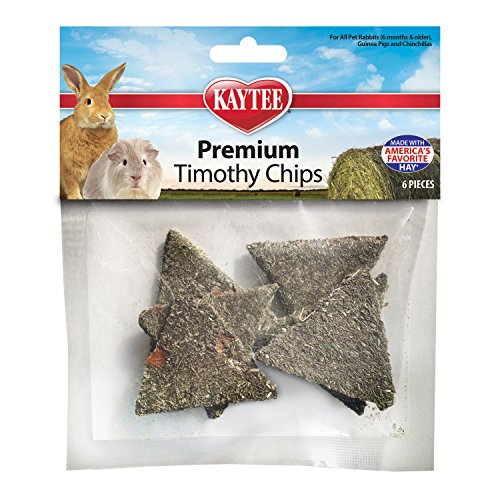Kaytee Premium Timothy Chips Treats 6 count de Kaytee
