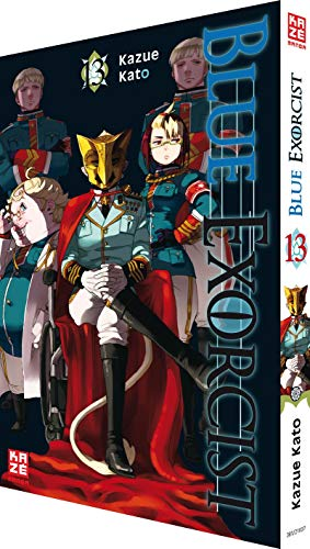Blue Exorcist 13 de Kazé Editions