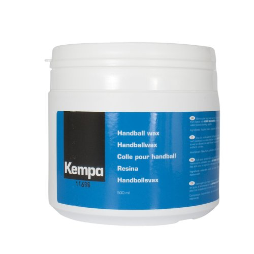 Kempa Colle Handball 500ml - Résine pour Ballon Handball - Adhérence Optimale - Pot de 500ML - incolore de Kempa