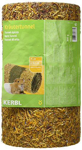 Kerbl natif Snack à herbes Tunnel, 25 x 14.5 cm, Medium de Kerbl