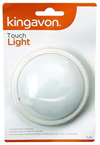 Kingavon Touch Light, plastique, blanc, de Kingavon