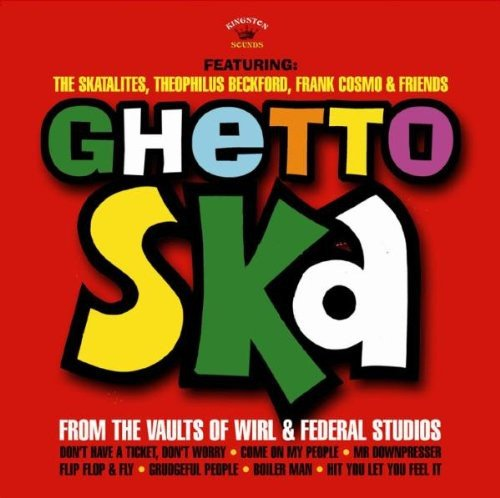 Ghetto Ska de Kingston Sounds