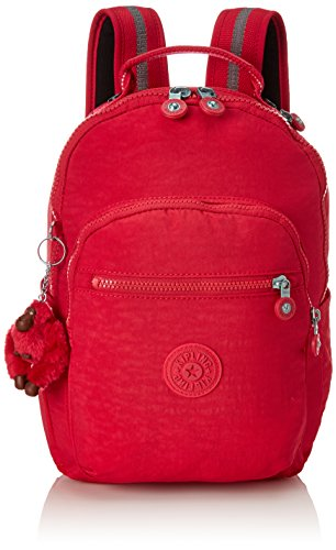 Kipling SEOUL GO Cartable, 44 cm, 20 liters, Rose (True Pink) de Kipling