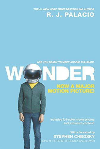 Wonder Movie Tie-In Edition de Knopf Books for Young Readers