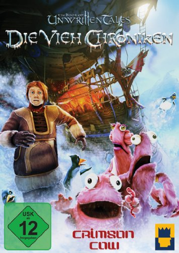 The Book of Unwritten Tales : Die Vieh Chroniken [import allemand] de Koch Films GmbH