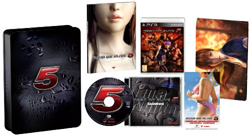 Dead or alive 5 - collector edition [import italien/espagnol] de Koei