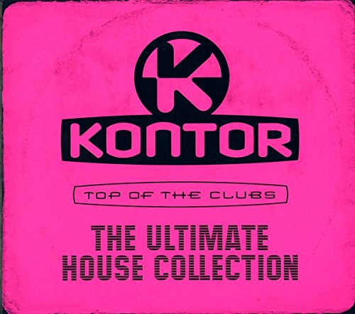 Kontor Top of the Clubs-the Ultimate House Coll. [Import allemand] de Kontor Records (Edel Musica Austria)