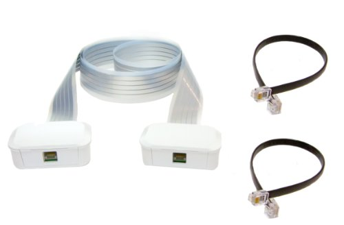 LABS Wiretape Kit Phone 2 Connection RJ11 3 m 5 pistes de LABS