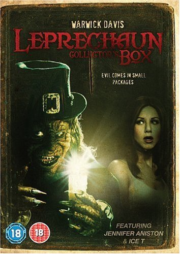 Leprechaun Box Set [Import anglais] de LIONSGATE FILMS